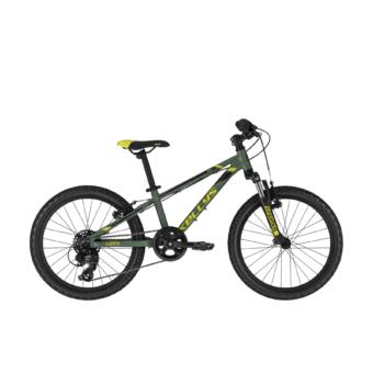 """Kellys Lumi 50 Green 20"""" gyermek kerékpár 2020"""