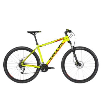"""Kellys Madman 50 Neon Lime MTB 29"""" kerékpár 2020"""