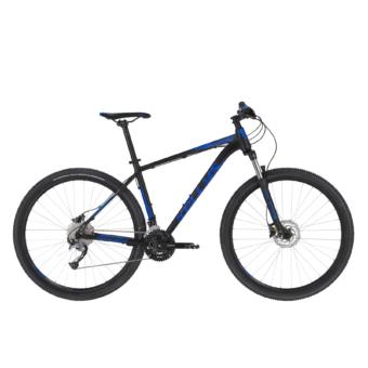 """Kellys Spider 50 Black Blue MTB 27,5"""" kerékpár 2020"""