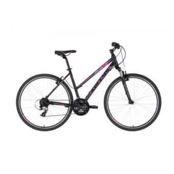 Kellys Clea 30 Black Pink női cross trekking kerékpár 2020