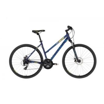 Kellys Clea 70 Dark Blue női cross trekking kerékpár 2020
