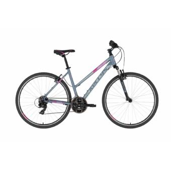 Kellys Clea 10 Grey Pink női cross trekking kerékpár 2020