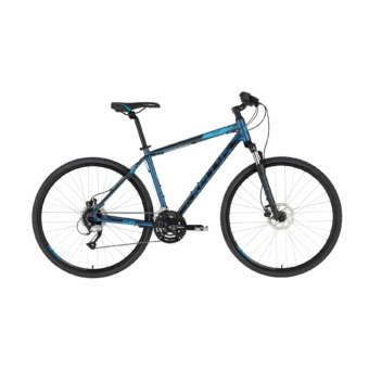 Kellys Cliff 90 Deep Blue cross trekking kerékpár 2020