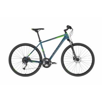 Kellys Phanatic 10 Dark Ocean cross trekking kerékpár 2020