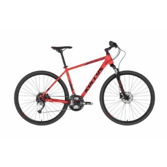 Kellys Phanatic 10 Red cross trekking kerékpár 2020