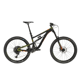 KELLYS Swag 50 27,5 Férfi Összteleszkópos MTB Enduro Kerékpár 2019