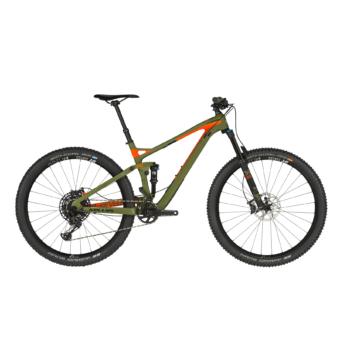 KELLYS Slanger 50 Férfi Összteleszkópos MTB Kerékpár 2019