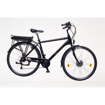 Neuzer E-Trekking Zagon MXUS fekete/bronz/ezüst Férfi Elektromos Trekking Kerékpár
