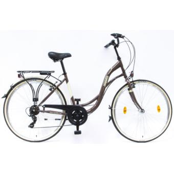 """CSEPEL VELENCE 28/19"""" Városi kerékpár - Több színben"""