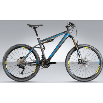 """CUBE AMS 150 SL 26"""" Férfi Összteleszkópos MTB Kerékpár 2012"""