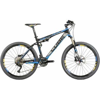 """Cube AMS 110 SL 2012 26"""" Összteleszkópos MTB Kerékpár"""