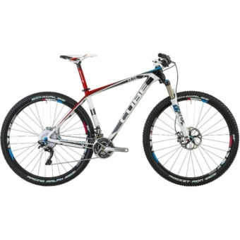 """CUBE ELITE SUPER HPC SL 29 TEAMLINE 29"""" Férfi MTB Kerékpár 2013"""