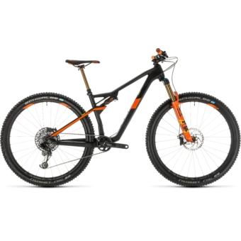CUBE AMS 100 C:68 TM 29 Férfi Összteleszkópos MTB Kerékpár 2019