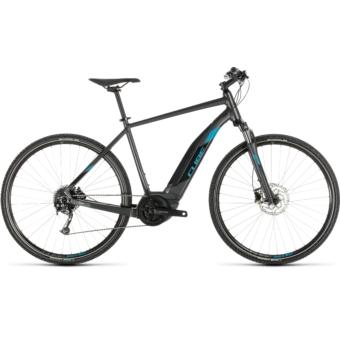 CUBE CROSS HYBRID ONE 500 Férfi Elektromos Cross Trekking Kerékpár 2019