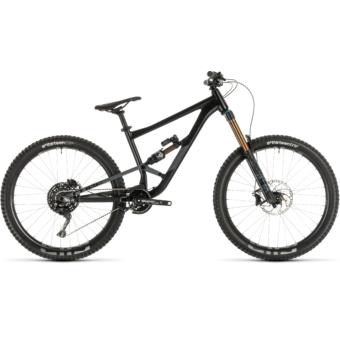 CUBE HANZZ 190 TM 27.5 Férfi Összteleszkópos MTB Kerékpár 2019