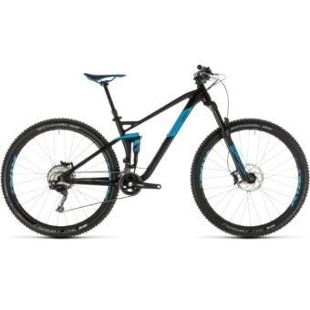 CUBE STEREO 120 RACE 29 Férfi Összteleszkópos MTB Kerékpár 2019