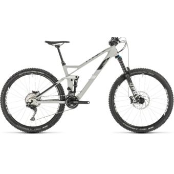 CUBE STEREO 140 HPC RACE 27.5 Férfi Összteleszkópos MTB Kerékpár 2019