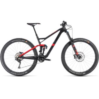 CUBE STEREO 150 C:62 RACE 29 Férfi Összteleszkópos MTB Kerékpár 2019