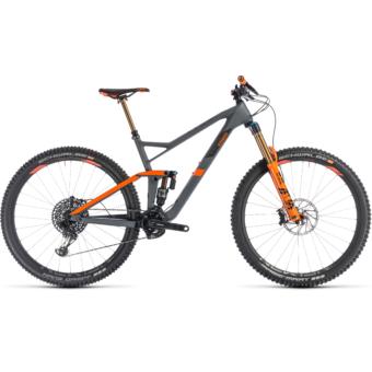 CUBE STEREO 150 C:68 TM 29 Férfi Összteleszkópos MTB Kerékpár 2019