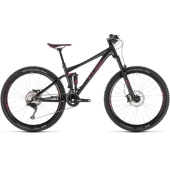 """CUBE STING WS 120 PRO 27,5"""" Női Összteleszkópos MTB Kerékpár 2019"""