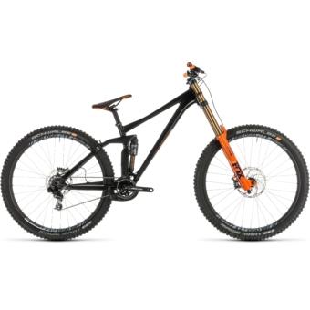 CUBE TWO 15 SL 27.5 Férfi Összteleszkópos MTB Kerékpár 2019