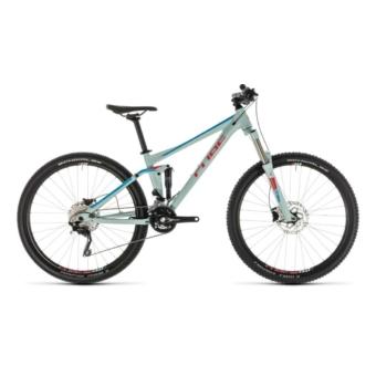 """CUBE STING WS 120 EXC 27,5"""" Női Összteleszkópos Kerékpár 2019"""