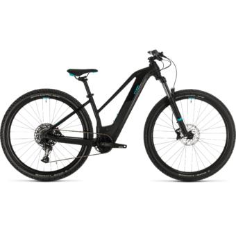 CUBE ACCESS HYBRID EX 500 29 TRAPÉZ Női Elektromos MTB Kerékpár 2020 - Több Színben