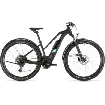 CUBE ACCESS HYBRID PRO 500 ALLROAD 29 TRAPÉZ Női Elektromos MTB Kerékpár 2020
