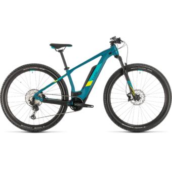 CUBE ACCESS HYBRID RACE 500 27,5 Női Elektromos MTB Kerékpár 2020 - Több Színben