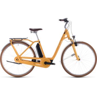 CUBE ELLA CRUISE HYBRID 500 Női Elektromos Városi Kerékpár 2020 - Több Színben