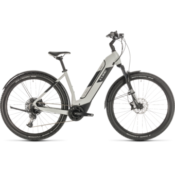 CUBE NURIDE HYBRID EXC 500 ALLROAD Unisex Elektromos MTB Kerékpár 2020 - Több Színben
