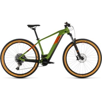 CUBE REACTION HYBRID EX 500 29 Férfi Elektromos MTB Kerékpár 2020 - Több Színben