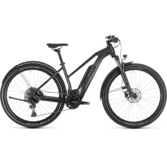 CUBE REACTION HYBRID PRO 500 ALLROAD 27,5 TRAPÉZ Női Elektromos MTB Kerékpár 2020