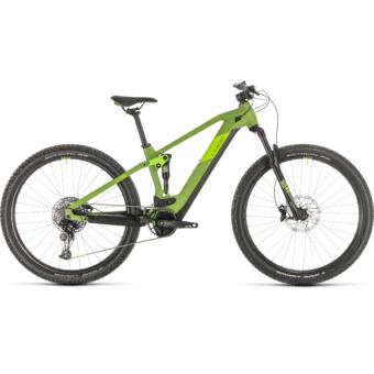 CUBE STEREO HYBRID 120 PRO 625 29 Férfi Elektromos Összteleszkópos MTB Kerékpár 2020 - Több Színben