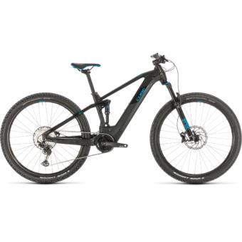 CUBE STEREO HYBRID 120 RACE 500 29 Férfi Elektromos Összteleszkópos MTB Kerékpár 2020 - Több Színben