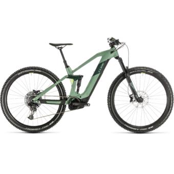 CUBE STEREO HYBRID 140 HPC RACE 500 29 Férfi Elektromos Összteleszkópos MTB Kerékpár 2020 - Több Színben