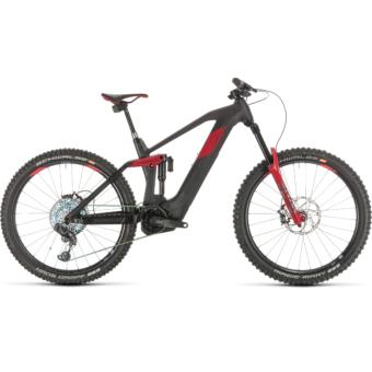 CUBE STEREO HYBRID 160 HPC SLT 625 27.5 Férfi Elektromos Összteleszkópos MTB Kerékpár 2020