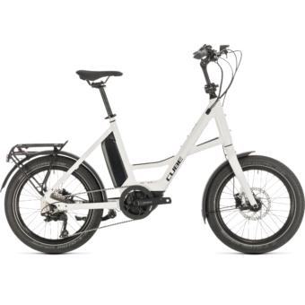 """CUBE 20""""COMPACT SPORT HYBRID Unisex Elektromos Városi Kerékpár 2020 - Több Színben"""