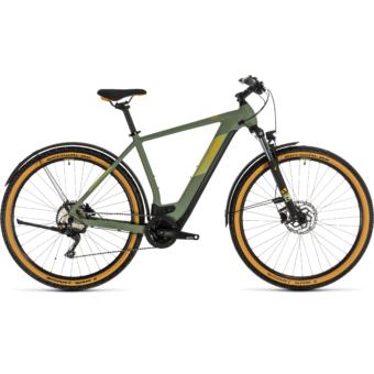CUBE CROSS HYBRID PRO 500 ALLROAD Férfi Elektromos Cross Trekking Kerékpár 2020 - Több Színben