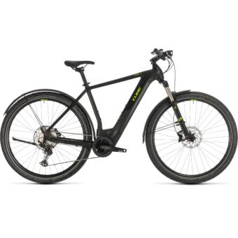 CUBE CROSS HYBRID RACE 625 ALLROAD Férfi Elektromos Cross Trekking Kerékpár 2020 - Több Színben