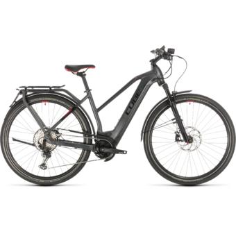 CUBE KATHMANDU HYBRID 45 625 TRAPÉZ Női Speed Elektromos Trekking Kerékpár 2020