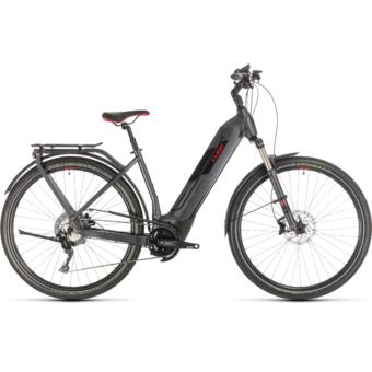 CUBE KATHMANDU HYBRID EXC 625 EASY ENTRY Unisex Elektromos Trekking Kerékpár 2020 - Több Színben