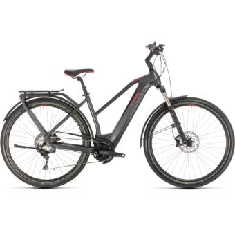 CUBE KATHMANDU HYBRID EXC 500 TRAPÉZ Női Elektromos Trekking Kerékpár 2020 - Több Színben