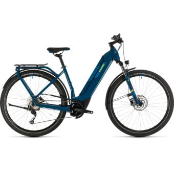 CUBE KATHMANDU HYBRID ONE 625 EASY ENTRY Unisex Elektromos Trekking Kerékpár 2020 - Több Színben
