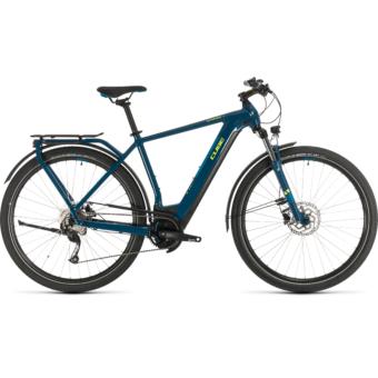 CUBE KATHMANDU HYBRID ONE 500 Férfi Elektromos Trekking Kerékpár 2020 - Több Színben