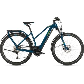 CUBE KATHMANDU HYBRID ONE 625 TRAPÉZ Női Elektromos Trekking Kerékpár 2020 - Több Színben