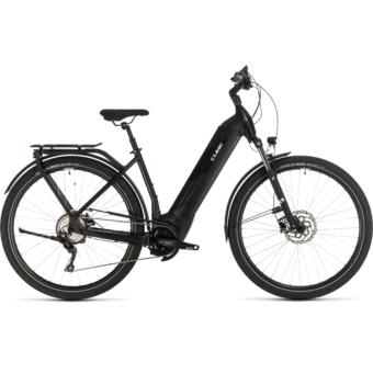 CUBE KATHMANDU HYBRID PRO 500 EASY ENTRY Unisex Elektromos Trekking Kerékpár 2020 - Több Színben