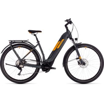 CUBE KATHMANDU HYBRID PRO 625 EASY ENTRY Unisex Elektromos Trekking Kerékpár 2020 - Több Színben
