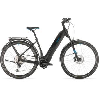 CUBE KATHMANDU HYBRID SL 625 EASY ENTRY Unisex Elektromos Trekking Kerékpár 2020