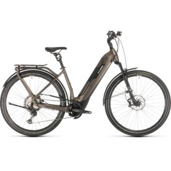 CUBE KATHMANDU HYBRID SLT 625 EASY ENTRY Unisex Elektromos Trekking Kerékpár 2020